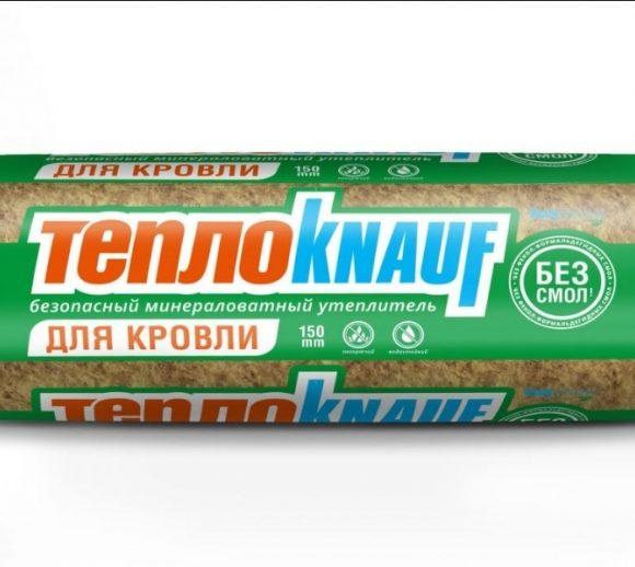 Утеплитель ТеплоKNAUF Для КРОВЛИ